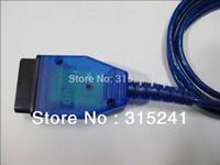 2013 VAG 409.1 COM USB KKL,VAG409 USB interface blue cable