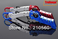 High Quality Foldable Top Grade Aviation Aluminum Fish Gripper Available in Blue & Red Color