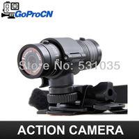 Mini Camera DVR Ambarella Mini F9 Full HD Sports Camera 1080P 30FPS Action camera +Bike Mount Helmet Bracket +Car Holder