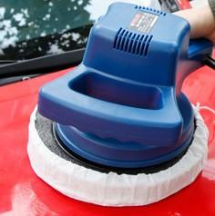 Luxury car waxing machine mini 12v car polishing machine 220v home floor waxing machine(China (Mainland))
