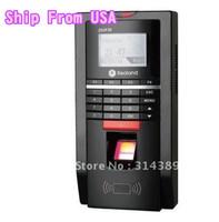 READLAND F20 Biometric Fingerprint reader TCP /IP/RS485 Access Control pin code EM card reader built-in door lock Attendance