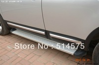 Just Cool!  4pcs Side Door Streamer for Nissan qashqai  2008 -1012 (High quality stailness steel)