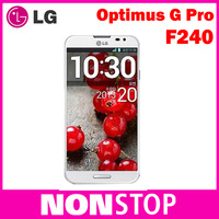 F240 Original LG Optimus G Pro F240L F240S F240K  unlocked mobile phone 2GB RAM+ 32GBROM 1.7GHz,13MP camera with 4G network