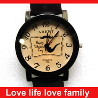 DPB New Fashion Designer Love brand Wristwatches birthday present for girls