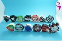 cartoon brazil football club flash drive cute stitch pen drive silicone usb flash drive Free shipping