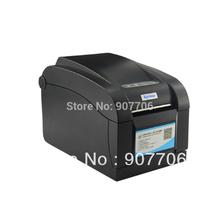 Direct Thermal Line 3~5Inch/Sec USB port Barcode Label Printer, thermal barcode printer XP-350B bar code printer(China (Mainland))