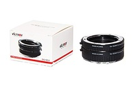 shipping +tracking number Viltrox Autofokus AF Macro Extension Tube Set 10 +16 mm for Sony E Berg NEX5 6 7
