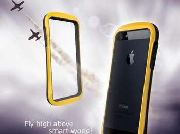Fashion Korea style for  iphone5S /5 mobile phone shell protective sleeve frame protective ,FreeShipping
