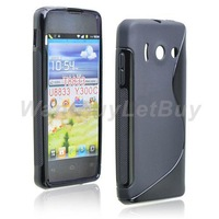 Popular S-Line Design Soft TPU Gel Case for Huawei Ascend Y300 U8833 T8833    Free Shipping at WantBuyLetBuy