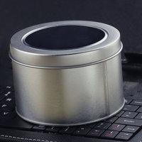 5 pcs Watch And Jewelry Iron Round Packing Box Free Shipping