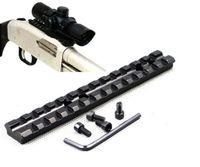 "Hunting Scope Mount 5.5""x0.78"" Weaver Mount Picatinny Rail For Shotgun DIY Rifle Scope Hunting Accessories"