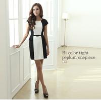 2013 Plus Size XXXXL 5XL High Quality Fashion Short-sleeve Slim Elegant Casual Dress Women OL Maxi Business Dresses Big Size 3XL