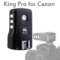 Pixel King Pro Wireless 1/8000s I-TTL Flash Trigger with 3 Receivers for Canon 1 watching