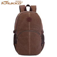 Korean version of the high road canvas men backpack schoolbag bag men fashion