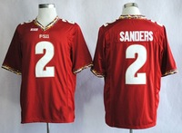 Florida State Seminoles (FSU) #2 Deion Sanders,2014 New Style Cheapest Sportest,College Football Jerseys,Embroidery logo Jersey