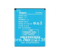 ZOPO ZP990 zp990+ original battery BT3000mAh rechargeable Li-ion  free shipping by SG post