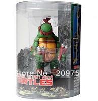 TMNT Teenage Mutant Ninja Turtles Classic Collection Michelangelo Action Figure 5'' New In Box