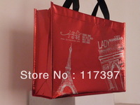 Lamination Film Bag with Custom Logo    30X40X10 cm  500 pcs/lot
