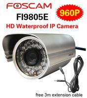 Foscam FI9805E wired ip camera 1.3 Megapixel HD Waterproof IP Camera