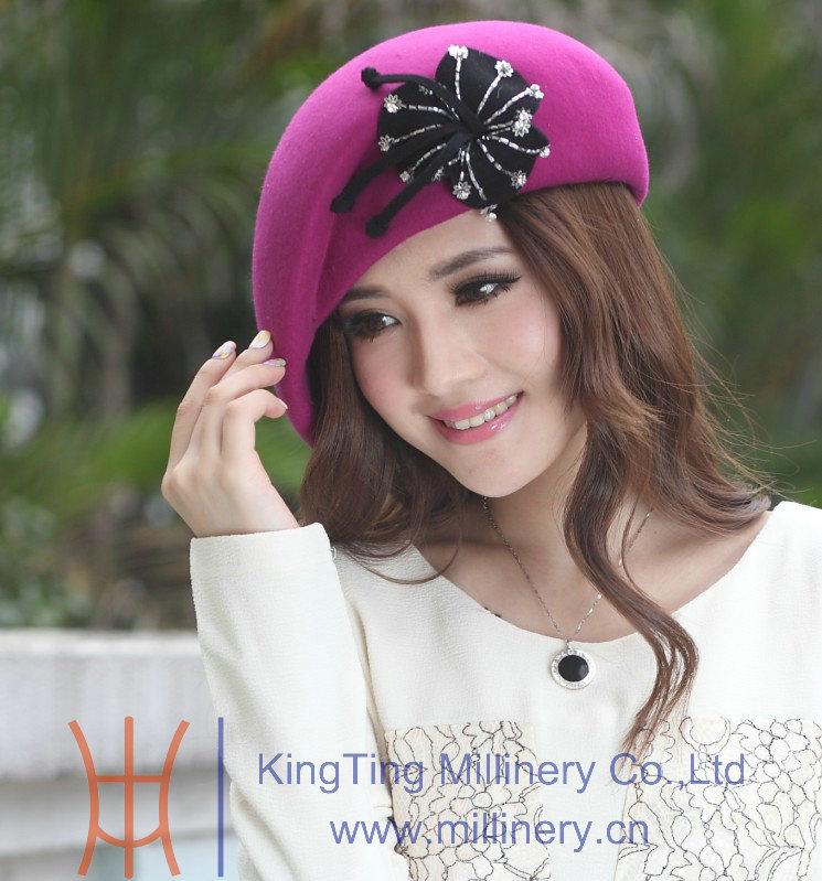 Winter Hat Fashion Dress