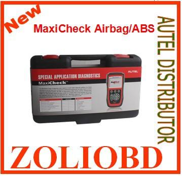 [Authorized Dealer] 2014 Original Special Application Diagnostics Autel MaxiCheck Airbag/ABS SRS Light Service Reset DHL Free(China (Mainland))