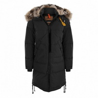 2013 New Womens Down Jacket Thick Winter Coat Light Long Bear Fur Hooded Army Green/Black/Beige/Red/Khaki/Blue Parka