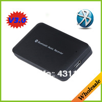 Wholesale Dropshipping Free shipping Wireless Bluetooth Stereo Audio Music Receiver V3.0 adapter for home music receiver system