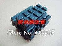 "UTG PRO Model 4/15 Low-profile Quad-rail Gas Block for .75"" Barrel MTU012 - Free shipping"