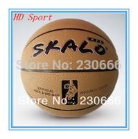SKALO Basketball Ball Standard Size 7 Basketball ZK Microfiber General Cowhide game Balls