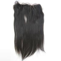 "13x4 Full Lace Frontal Brazilian Human Hair Free Shipping 2# Darkest Brown Straight 10"" to 20"" 120% Density Swiss Lace Qingdao"