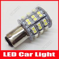 New 2013 1157 4W 60x3528 SMD White Light LED Bulb for Car Brake Lamp (DC 12V)