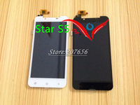 STAR S5 New Original LCD Display + Digitizer Touch Screen Glass Assembly Free shipping + Tracking code