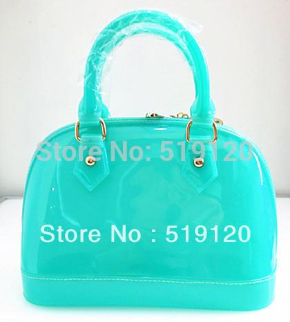 Bag Glitter Shell Jelly