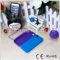 All touch screen back cases TPU for iphone 5