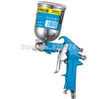 Free Shipping Good Quality 750ml Manual Paint Spray Gun, F-75G Paint Sprayer