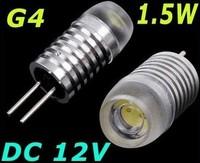 Wholesale - 500pcs/lot G4 1.5W LED Landscape Light Led Bulb Lamp DC 12V warm white cool white
