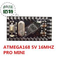 2pcs Pro Mini 328 Mini ATMEGA328 5V/16MHz Free Shipping
