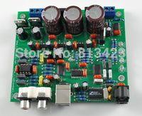 New CS4398 CS8416 24bit 192kHz DAC USB Optical Input SC amplifier board