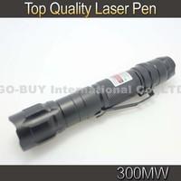 Top Quality Laser 300mW Blue Laser Pointer Pen