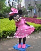 Hot Sales minnie caroon Costume minnie Mascot Costume