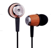 Noise Isolation In-Ear Earphone 3.5mm Jack Long Cable