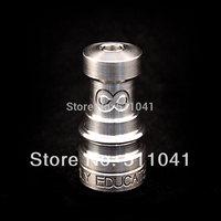 HOT2014 male female titanium domeless nail for smoking 14mm/18mm Highly Educated - INFINITi Titanium Nail 10pcs wholesale