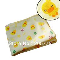 Free shipping! Baby cotton diapers Mat Cartoon yellow duck waterproof pad/mattress/washable/urine pad bed sheet