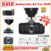"Free shipping!Ambarella GS9000  2.7"" Car DVR recorder with GPS car camera full HD1920X1080P 720P 60fps LCD 178 Degree Wide Angle"