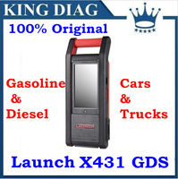 2014 High recommand Launch X431 GDS Original for cars and trucks Super Professional auto scan x-431 gds free shipping