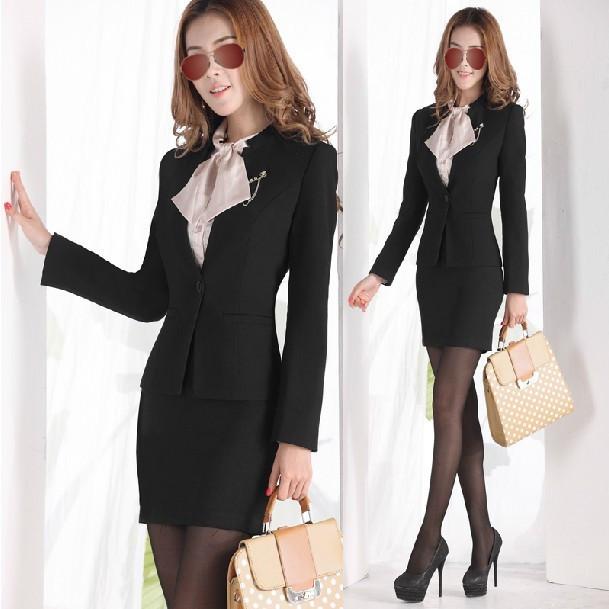 Модная Деловая Женская Одежда