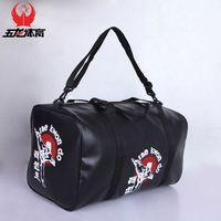 WOLON High Quality taekwondo equipments bag with optional Taekwondo/ Kenpo Karate/ Tai ji Patterns gym bag