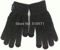 2014 Wool IGlove Gloves Screen touch gloves Winter warm men women Gloves for Iphone6 4 4s 5 5s ipad Sony HTC Samsung ZTE