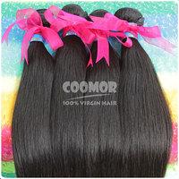 Grade 6A Products Peru Straight Hair Extension 3PCS /LOT 100% No processe Peru Hair Straight
