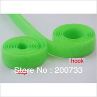 Free shipping magic pasting buckle velcro tape  hook and loop fastener width:20mm